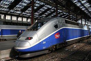 Worlds Fastest Train