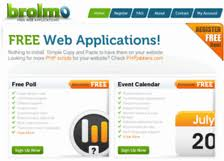 Top Web applications 2012 – The new web language -Brolmo.com