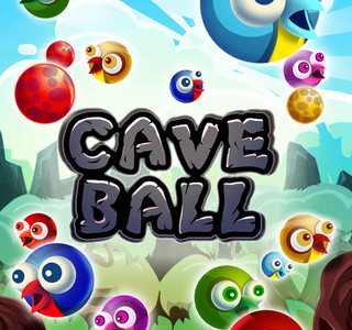 Best iPhone games 2012 – Caveball bubble shooter