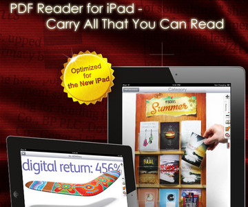 PDF Reader for iPad- Best PDF Reader for iPad
