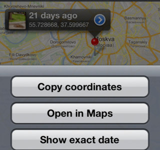 Top iPhone apps – Top iPhone apps includes Photo Radar