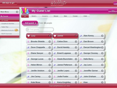 Best Web apps 2012 – Best Web apps 2012 includes Weddigo