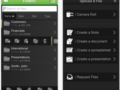 Citrix's ShareFile mobile Apps get rich content editing and synching