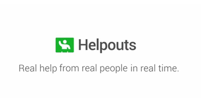 Google Releases Helpouts App For iOS