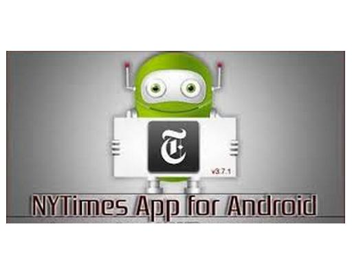 NYTimes App for Android