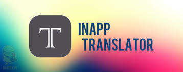 Inapp Translator for Android