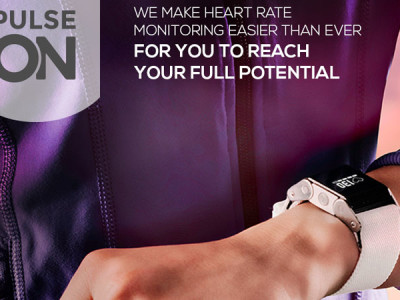 PulseOn heart rate monitor app