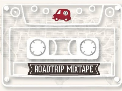 Roadtrip Mixtape for Web app