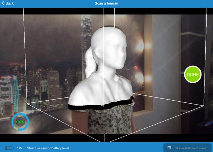 Fingerprint scanner android app – bioenable.