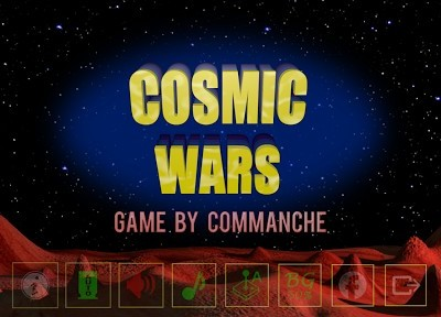 Cosmic Wars for Android