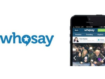 WhoSay for Android