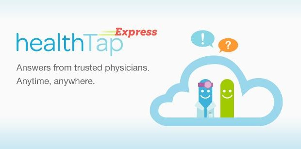 HealthTap for iPhone