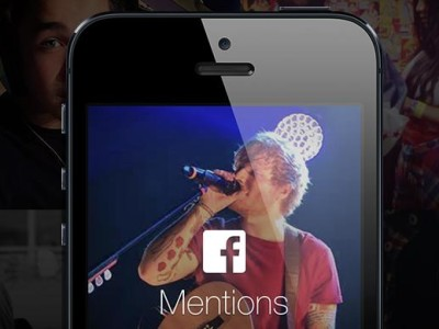 Mentions for iPhone