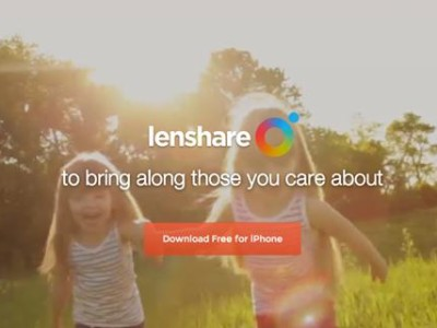Lenshare for iPhone