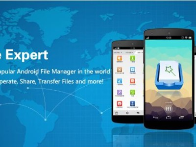 File Expert with Clouds for Android