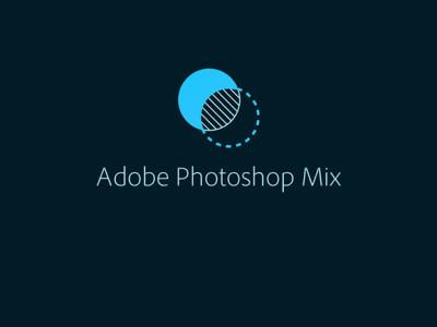 Photoshop Mix for iPad
