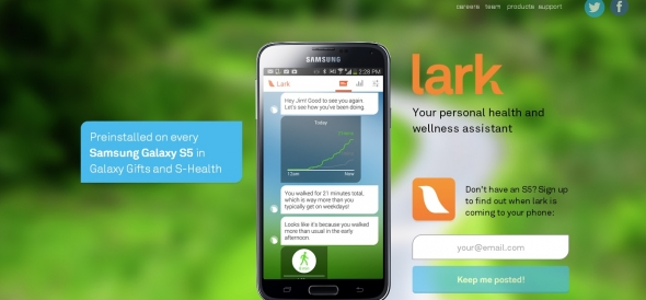 Lark for iOS