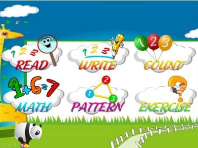Math games for kids Android