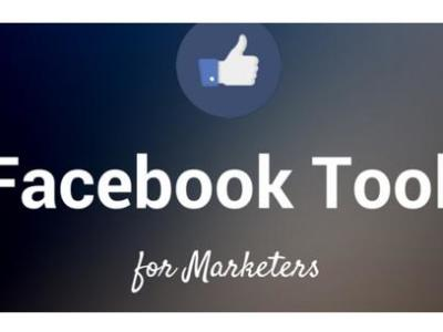 Facebook tools for marketing