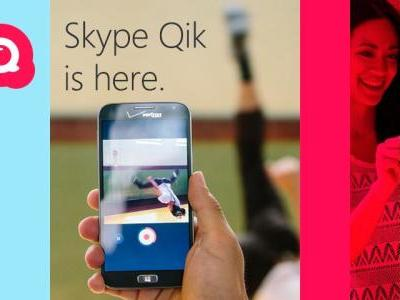 Skype Qik for Android