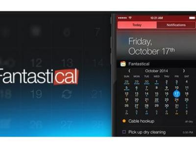 Fantastical for iPhone