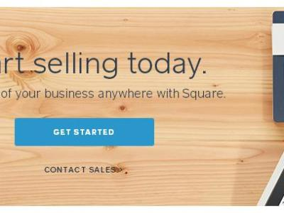 Square for Web app