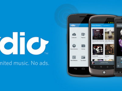 Rdio for Android