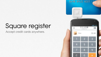 Square Register for iOS