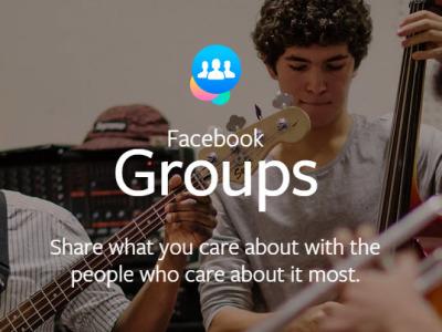 Facebook Group App