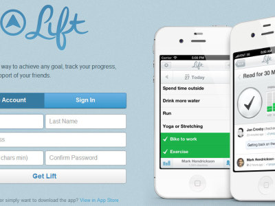 Lift for Android