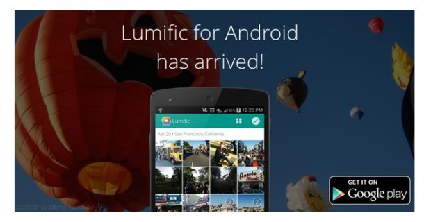 Lumific for Android