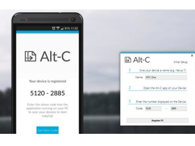 Alt-C for Android