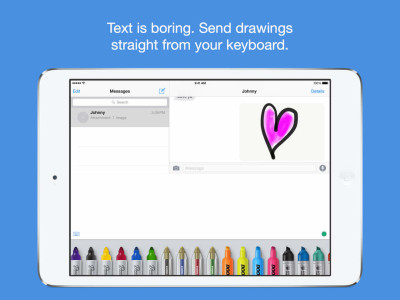 Inkboard for iOS