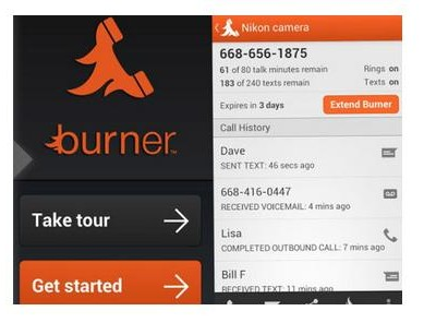 Burner for Android