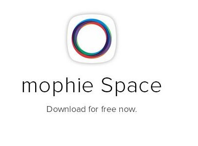 Mophie Space for Web