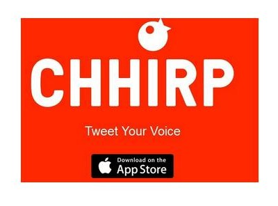 Chhirp for iOS