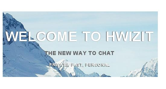 HWIZIT messenger for Android