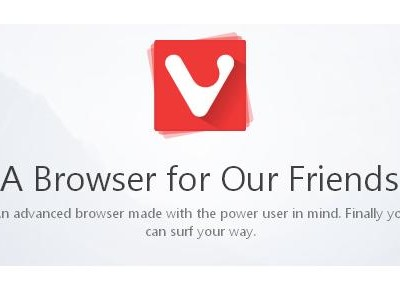 Vivaldi for Web