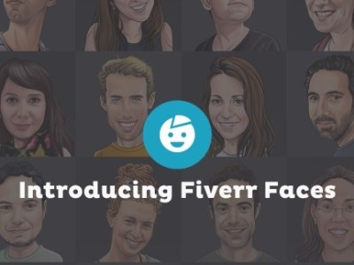 Fiverr Faces for iOS