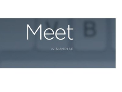 Sunrise Meet for iOS