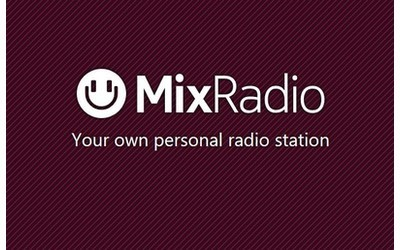 MixRadio for iOS
