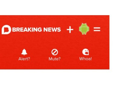Breaking News for Android