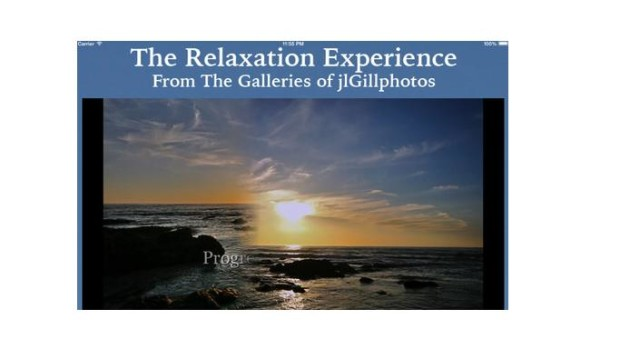 The Relaxation Experience for iOS