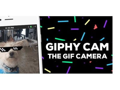 Giphy Cam for iOS