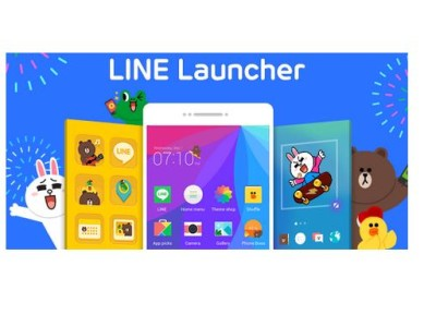 Line Launcher for Android