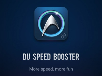 DU Speed Booster for Android