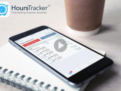 HoursTracker for iOS