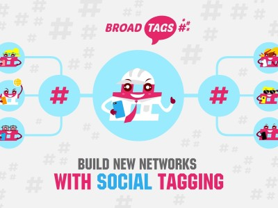 BroadTags for iPhone