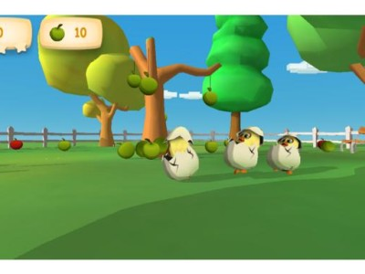 Three Chicks and Friends for Android