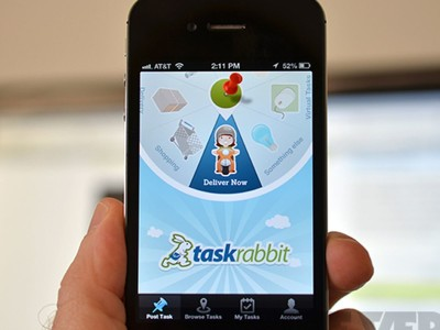 TaskRabbit for iOS